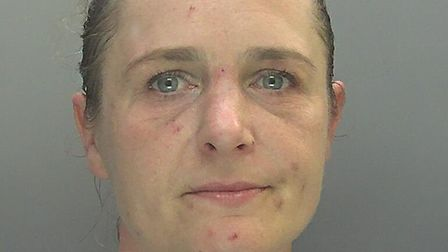 Charlotte Lowe was jailed for two years and four months. PICTURE: Cambs Police