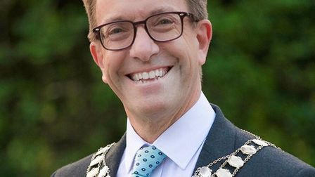 Alastair Woodgate, President of St Albans and District Chamber of Commerce.