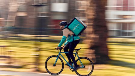 Some St Albans businesses are using deliveroo and other delivery services to keep thir businesses af