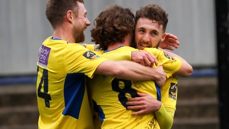 St Albans City are set to remain in National League South whatever happens with the old and new foot