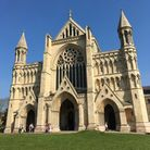 St Albans Cathedral will live stream its Mothering Sunday Holy Eucharist on Sunday, March 22. Pictur