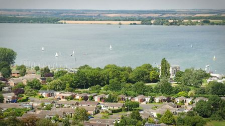 Grafham Water is now closed