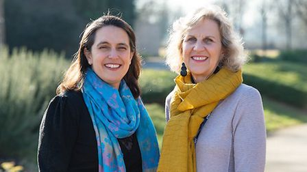 Award winners and Hearts milk bank founders, Gillian and Natalie call for help for babies amid Coron