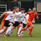 Royston Town have missed out on promotion after the FA voided the season. Picture: David Hatton
