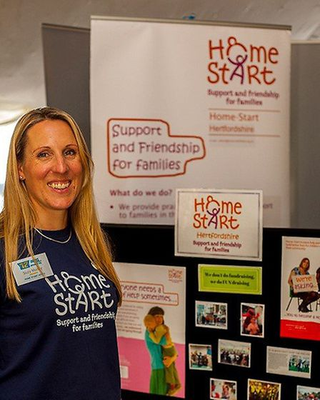 Suzy Moody, strategic manager at Home-Start Herts, said the charity faced a funding dilemma.