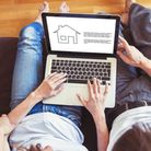 House hunting has become an online-only activity. Picture: Getty Images/iStockphoto