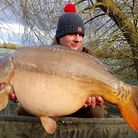 St Ives Tackle Team star Piotr Bafia. Picture: SUBMITTED
