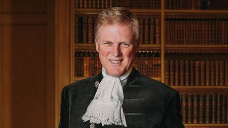 Henry Holland-Hibbert has been appointed the new High Sheriff for Hertfordshire. Picture: Courtesy o