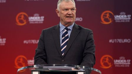 FA chairman Greg Clarke has said football faces a real threat from the coronavirus pandemic. Picture