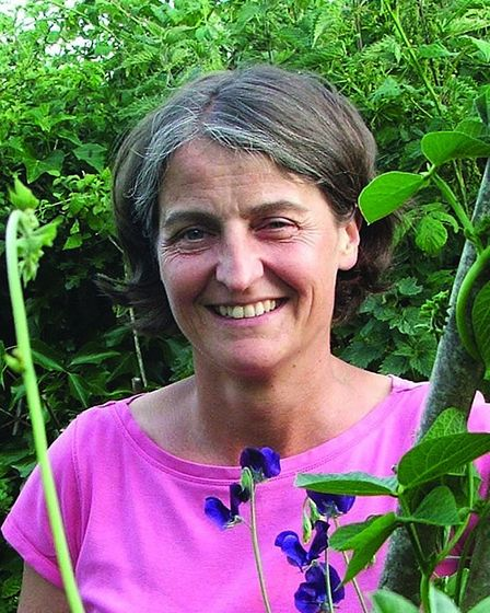Gardening tutor Sally Nex. Picture: Learning With Experts/PA