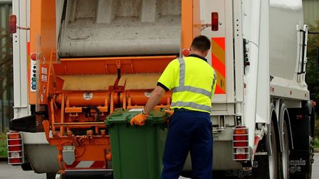 Easter bin collections will go ahead as normal over the bank holiday weekend