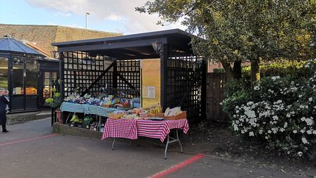 Verdis in Clarence Park is selling fresh produce during the pandemic.