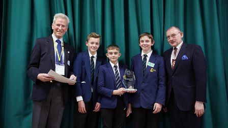 Rotary Technology Tournament 26-02-2020 PICTURE: Abbey College