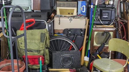 Time to tidy: Follow Tracy's simple steps to decluttering success. Getty Images/iStockphoto