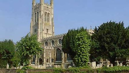 St Mary's Church St Neots