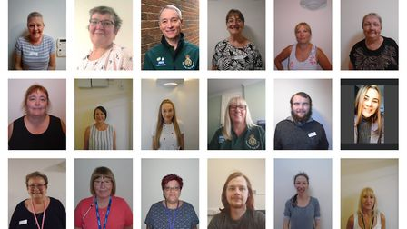 NHS staff, carers and key workers were featured in the Royston Crow to thank them for their hard wor