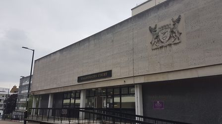 St Albans magistrates court in 2017