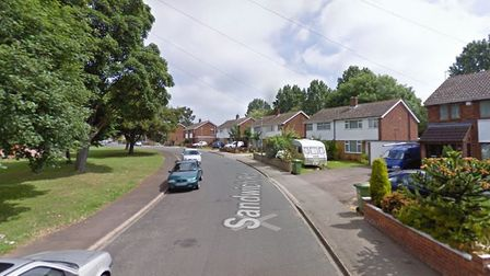 Police confirmed a woman's body was discovered in Sandwich Road. Picture: GOOGLE EARTH