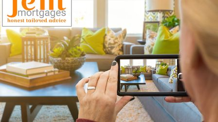 You can offer a virtual tour of your house to show potential buyers around the property. Picture: Ge