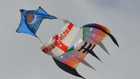 Royston Kite Festival - pictured in 2017 - and Historic Vehicle Show will not take place in 2020 du