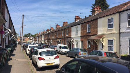 The housing market has ground to an enforced halt. Picture: Jane Howdle