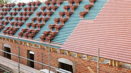 Many of the UK's biggest house builders are getting back to work. Getty Images/iStockphoto