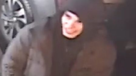 Do you recognise this individual? Picture: Herts police