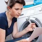 Noisy washing machines that rock excessively can often be fixed very easily. Picture: iStock/PA