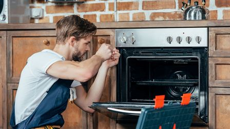 A fan oven that's not heating up isn't necessarily destined for the tip. Picture: iStock/PA
