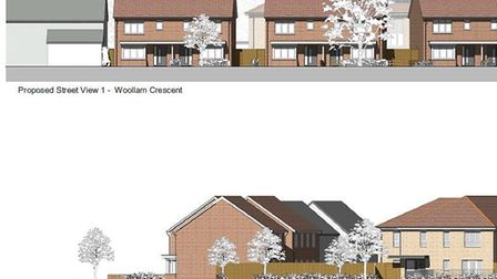 St Albans District Council wants to hear your opinion on proposals for social housing in Batchwood.