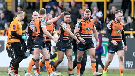 Q4. Who is the coach of rugby league side Castleford Tigers? Picture: RICHARD SELLERS/PA