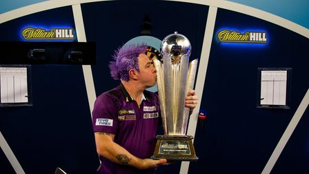 Q9. What nationality is darts world champion Peter Wright? Picture: STEVEN PASTON/PA