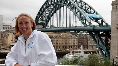 Q15. What was Paula Radcliffes marathon record which stood for 15 years? Picture: SCOTT HEPPELL/PA