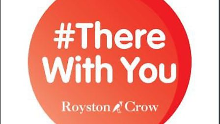 The Royston Crow is #ThereWithYou during the coronavirus crisis.