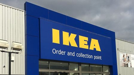 Ikea has plans to open a cliick and collect centre in Peterborough