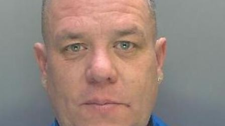 Marc Nelder, from St Neots, was jailed after police found £30,000 worth of cocaine in his car