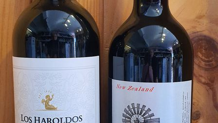 Some selections of Malbec. Picture: Flagship Wines