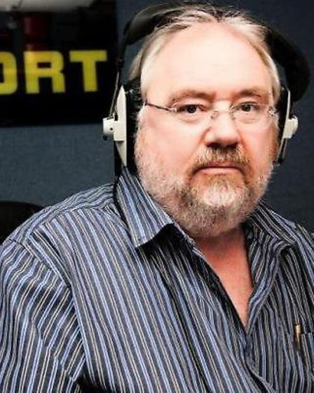 Mike Parry. Picture: Twitter