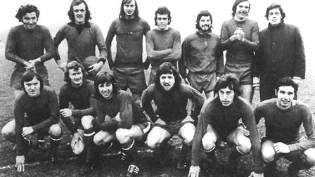 Sporting Club, winners of the Herts Ad Sunday League Knockout Cup on eight occasions. Picture: BRIAN