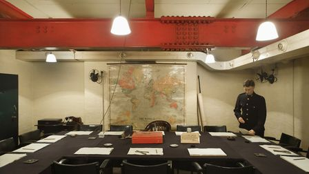 Imperial War Museums' Churchill War Rooms. Picture: ©IWM