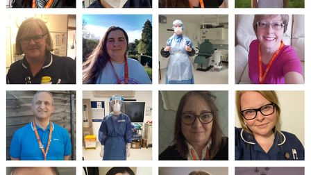 The Herts Ad is paying tribute to NHS staff and key workers from St Albans and Harpenden for their h