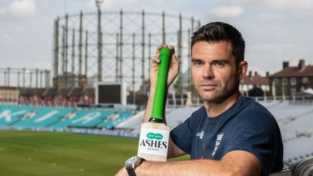 Q7: What year did James Anderson make his Test debut for England? Picture:STEVEN PASTON/PA