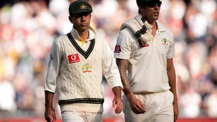 Q2. Which of these county cricket clubs did former Australian cricket captain Ricky Ponting (left) N