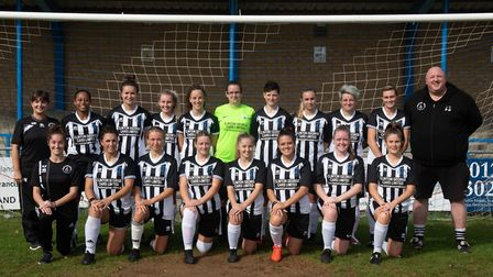 Colney Heath Ladies have a new management team for next season. Picture: JAMES LATTER