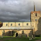 St Leonard's Church in Flamstead has received a grant from the National Lottery Heritage Fund. Pictu
