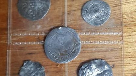 Histoical Coins Missing PI