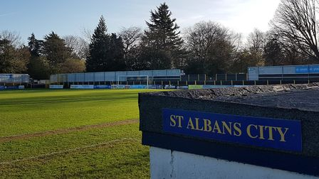 St Albans City Football Club have announced details of their membership scheme for the 2020-2021 sea