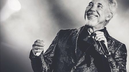 Tom Jones has postponed his Newmarket Nights concert until July 2021. Picture: supplied by Chuff Med