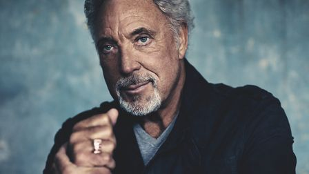 Sir Tom Jones will now play Newmarket Nights at Newmarket Racecourses on Friday, July 23, 2021. Pict