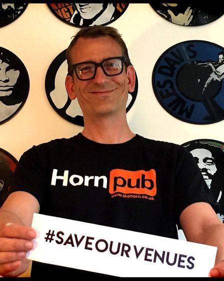 The Horn music venue in St Albans still needs your support. Picture: Adrian Bell